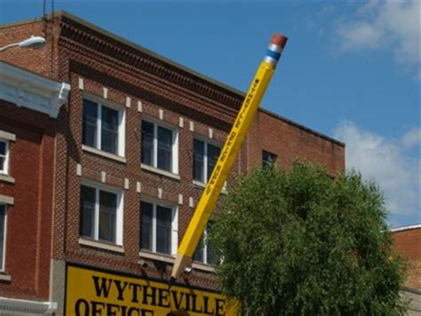 Wytheville Office Supply by Wytheville Office Supply Quot Pencil Test Quot Wytheville