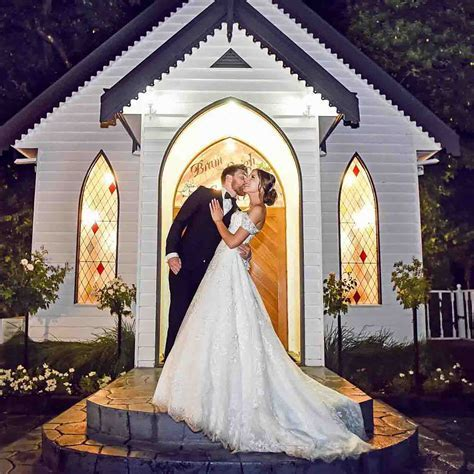 Eight wedding venues with chapels
