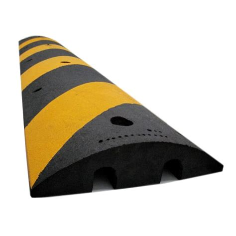 Rubber Speed Bump With Cat rubber speed bump bc site service