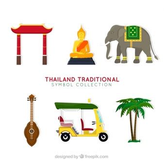 thailand vectors   psd files