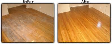Refinished Hardwood Floors Before And After Before And After Hardwood Floor Refinishing Saving Boards And Money By Turning Them