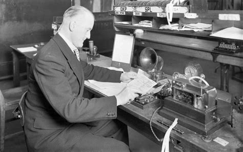 technology in the home of the future telegraph morse code a significant demonstration
