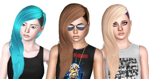 Dreadlocks Hairstyle 004 By Kijiko by 17 Best Images About Sims 3 Hair On Ponytail