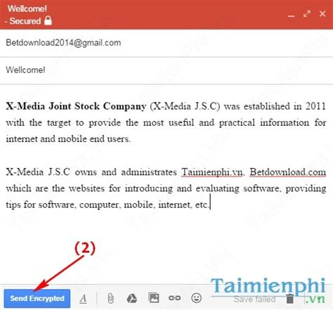 send secret email on how to send quot secret messages quot in gmail in