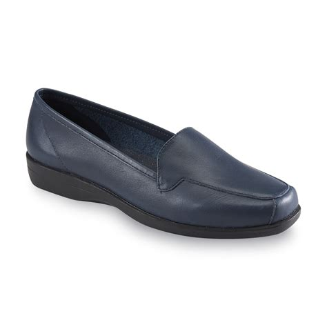 comfort shoes sears i love comfort women s gem casual loafer navy