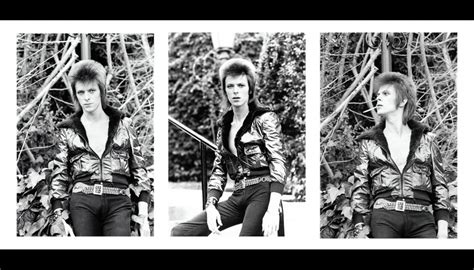 libro mick rock the rise mick rock the rise of david bowie 1972 1973 un nuevo libro sobre ziggy stardust viste la calle