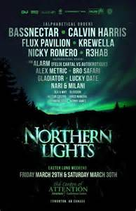 Northern Lights Festival by Ra Northern Lights Festival At Shaw Conference