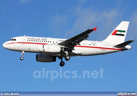 emirates a319 airpics net a6 esh airbus a319 100cj united arab