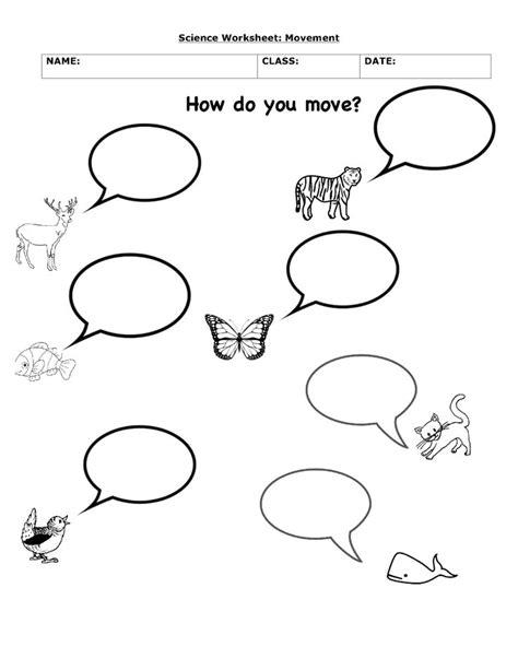 how animals move grade 1 2 pinterest animals