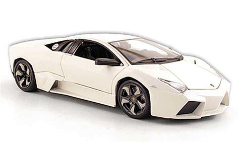Lamborghini Reventon White Lamborghini Murcielago Reventon White 2007 Burago Diecast