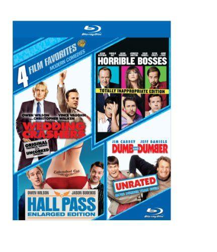 film blu ray gratis streaming 4 film favorites modern comedies bd 4ff