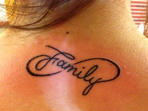 family infinity tattoo family tattoos designs ideas and meaning tattoos for you
