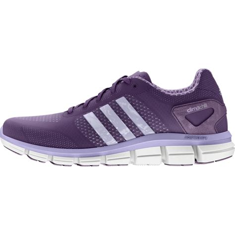 adidas climacool ride running shoes adidas womens climacool ride running shoes tribe purple