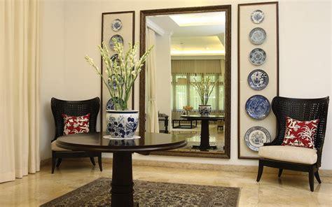 foyer rumah pajang barang barang ini agar foyer rumah terlihat cantik