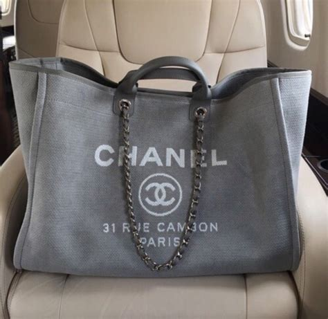 Chanel Deauville Shopping Tote Bags 972 chanel large deauville shopping denim 30cm blue tote bag