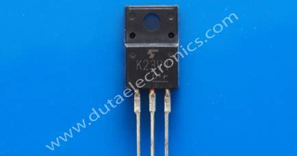 jual transistor k2391 murah original toko komponen elektronik terlengkap dan terpercaya