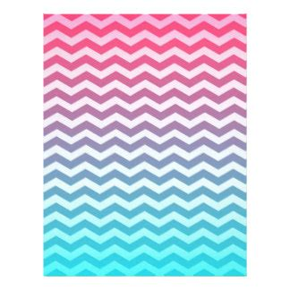 chevron pattern pink and blue 29 vintage pink blue chevron pattern flyers vintage pink
