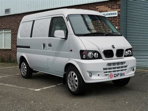 bmw vans and trucks dfsk loadhopper pictures auto express