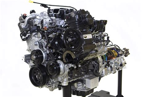 new ford diesel engine all new power stroke v8 for ford f650 and f750