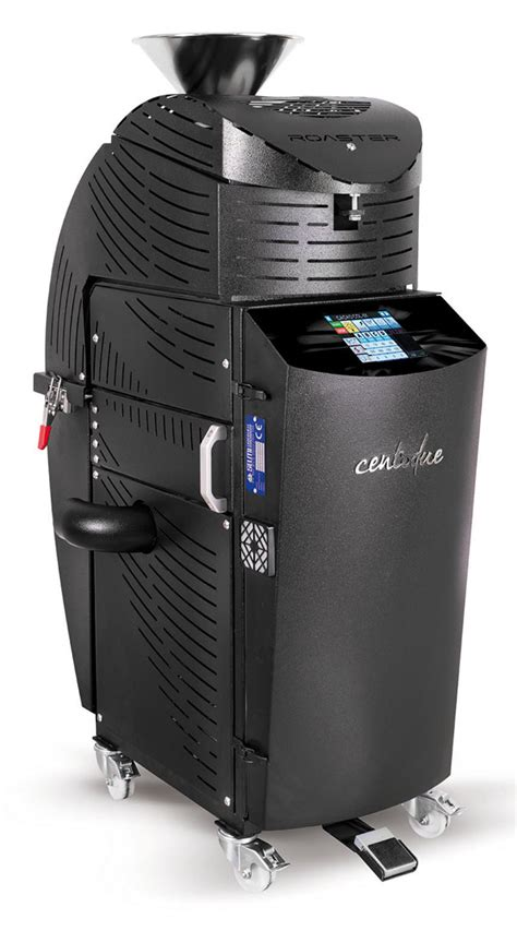 Roaster 102, VERTIFLOW® SYSTEM   PATENT , Roaster 106, Roaster 120, Roaster machine, Bean