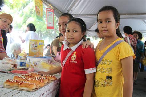 Sale Mangkok Sayur Lauk Ps0801 parish sale st cathedral mayuh penyelai borneopost borneo malaysia sarawak