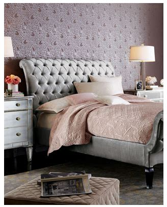 z gallerie tufted headboard horchow platinum tufted bed copycatchic
