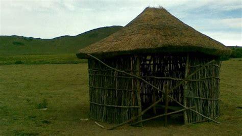 Xhosa Hutte by Les Huttes Color 233 Es Du Peuple Xhosa