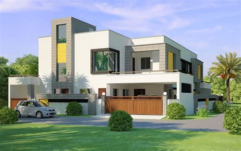 home design bloggers lahore india beautiful house 2 kanal 3d front elevation com
