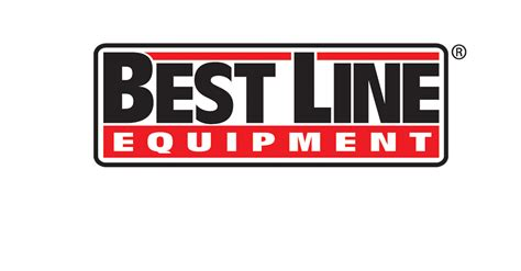 Best Line by Best Line Equipment Logo Impact Advertising
