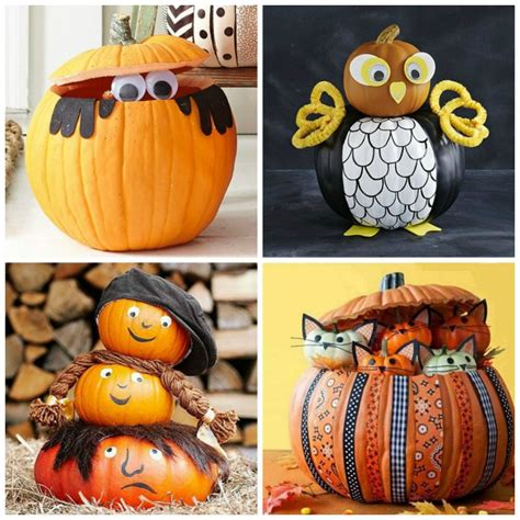 how to decorate pumpkins for decorate with pumpkins 6 ideas for my