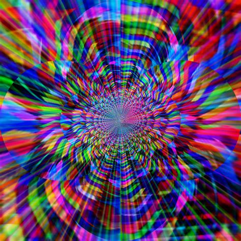 How To Make Rainbow With Paper - rainbow paper kaleidoscope kimmg flickr
