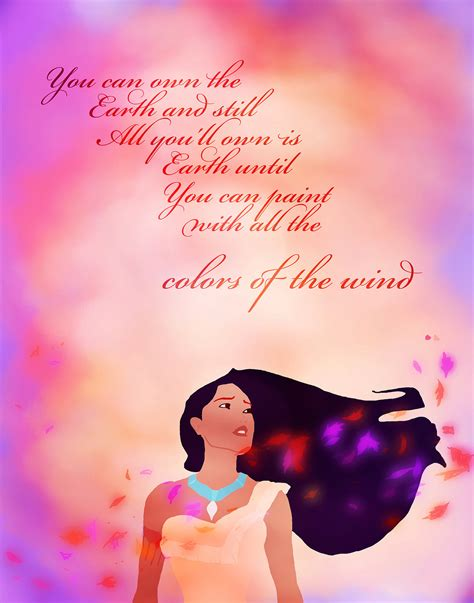 quotes about pocahontas quotesgram