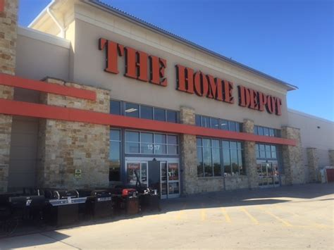 the home depot pflugerville tx company profile
