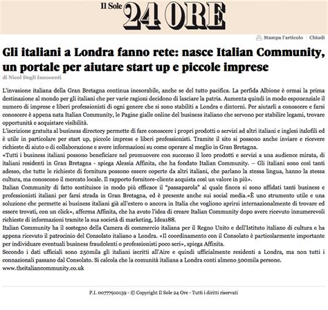 consolato regno unito the italian community londra gli italiani a londra fanno rete