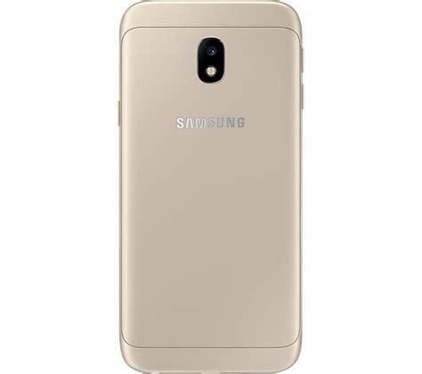 Samsung J3 Gold samsung galaxy j3 2017 16 gb gold deals pc world