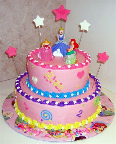 Princess Birthday Cake by Princess Birthday Cakes Ideas