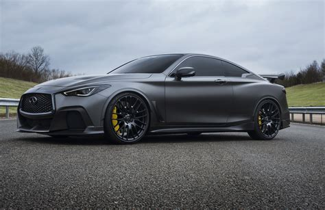 infiniti s q60 project black s will wear special made
