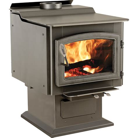 Vogelzang Ponderosa High Efficiency Wood Stove ? 152,000