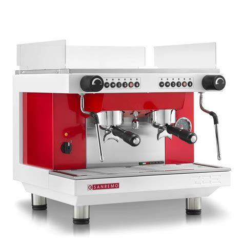 Sanremo Coffee Maker coffee machine sanremo zoe compact 2