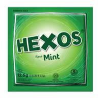 Hexos Permen Rasa Mint konimex e store hexos mint