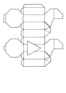 Kostenlose Vorlage Alte Schachtel bastelvorlagen f 252 r schachteln und boxen bastelfrau