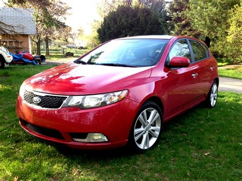 Kia Forte 5 Door Review Kia Forte 5 Door Hatchback Review