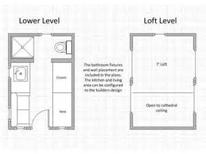 Tiny House On Wheels Floor Plans Tiny House On Wheels Plan Small Space Design Pinterest