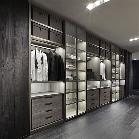 Poliform Wardrobes by Poliform Booth Walk In Wardrobe