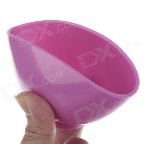 Diy Mask Bowl Masker Maker Wadah Masker Muka Purple 4 In 1 Diy Mask Maker Set Mixing Bowl Stick