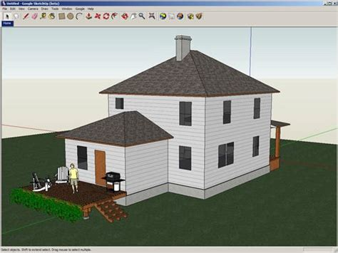 3d home builder google sketchup una herramienta gratuita para dibujar en