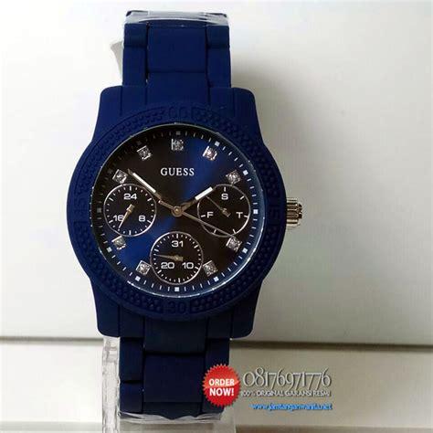 Jam Tangan Original Guess Rubber jual jam tangan rubber guess w0944l5 funfetti original