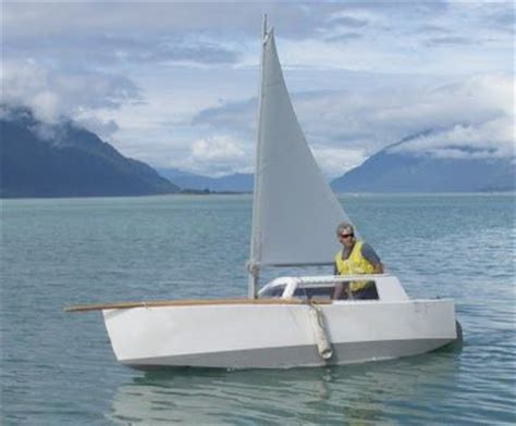 Small Wooden Sailing Boat Plans