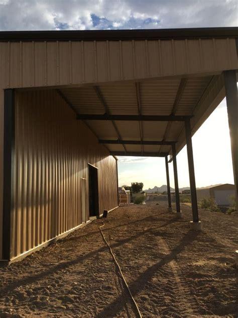 metal shop building   lean  add  metalbuildings