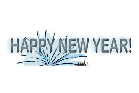 new year banner free happy new year fireworks clipart 33